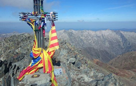 Pic du Montcalm et Pique d'Estats