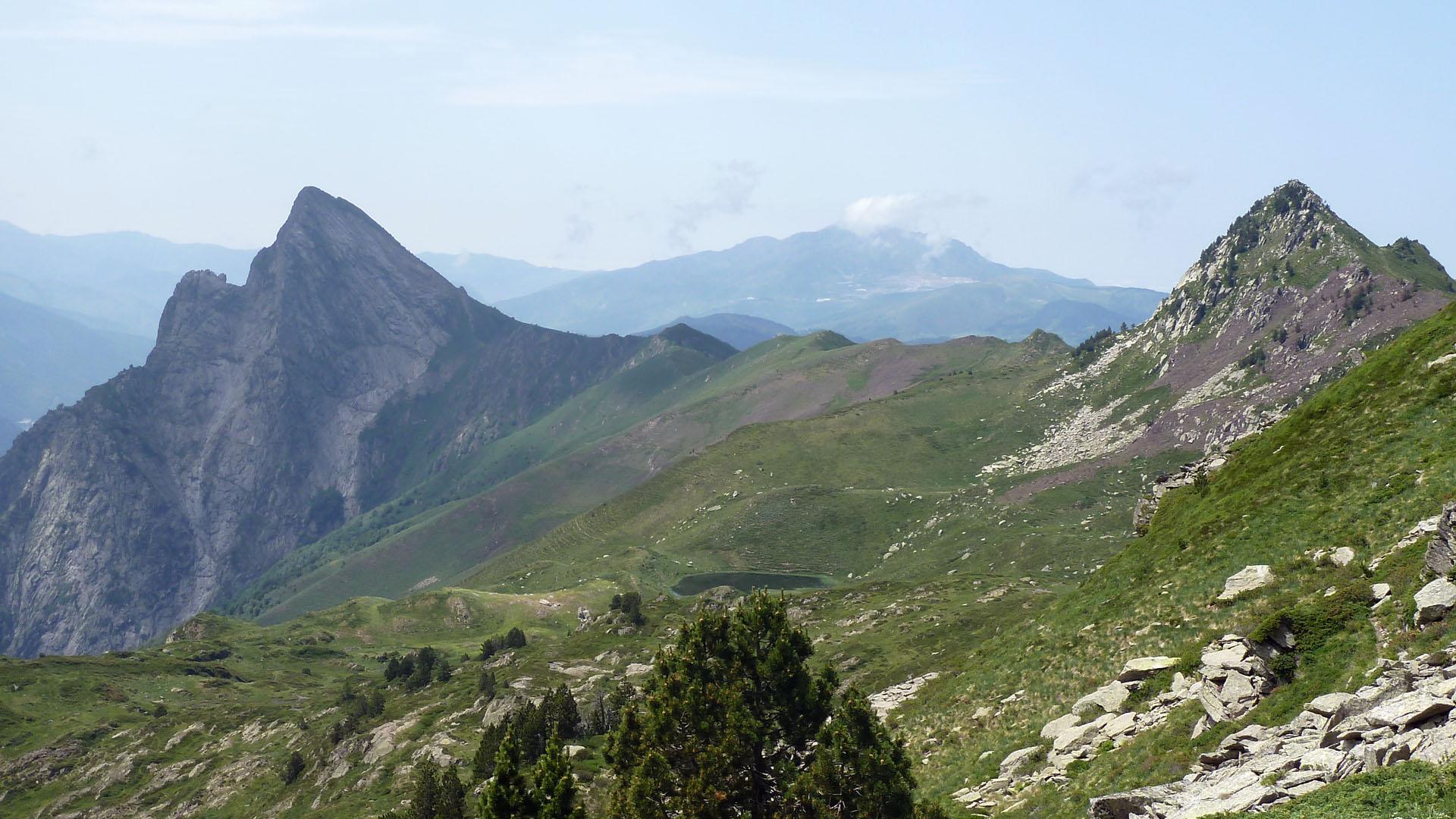Vallée d'Orlu, Puig Péric, Camporells