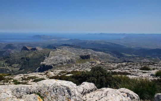 Serra de Tramuntana – Puig de Massanella & Puig Tomir