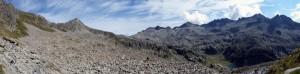 Panorama 8 Agulles de Travessani