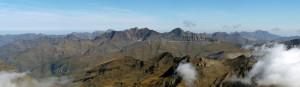Panorama Mt Perdu N
