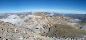 Panorama Mt Perdu O