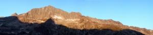 Panorama Levé de Soleil Chaine Spijeoles